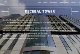 Decebal Tower