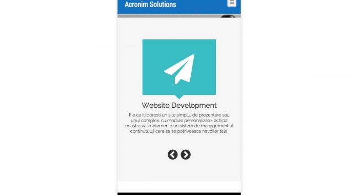 Optimizarea pentru mobile devices